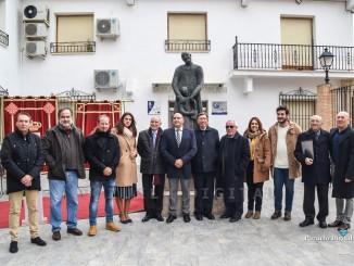 Inauguración Escultura Calixto Hornero029