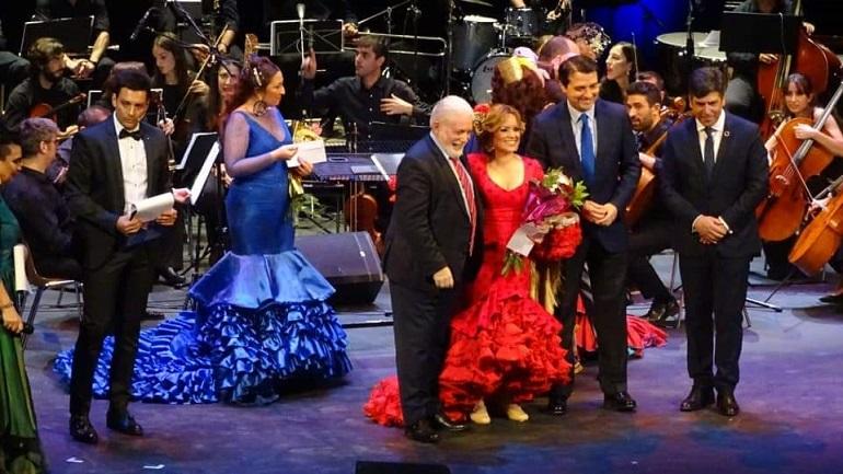 Laura García obtiene el segundo premio en el Certamen Nacional de Copla celebrado en Córdoba