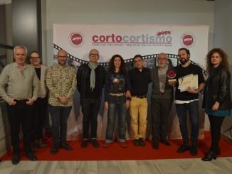 Miguelturra El primer día, cortometraje ganador del premio Cortismo 2019