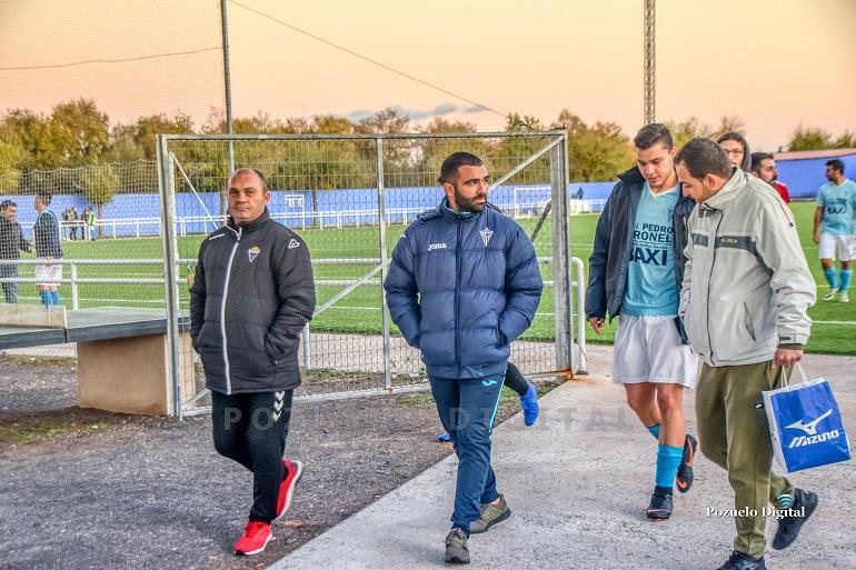 Pozuelo CF vs CF Corraleño
