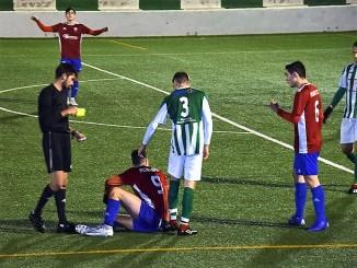 El Pozuelo CF se estrella contra el CD Bolañego