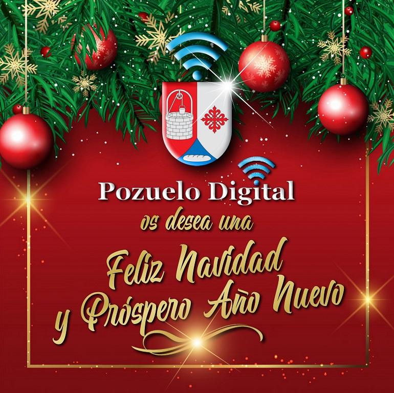 Feliz Navidad Pozuelo Digital