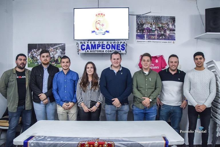 Inauguración Peña Madridista Pozuelo Cva11