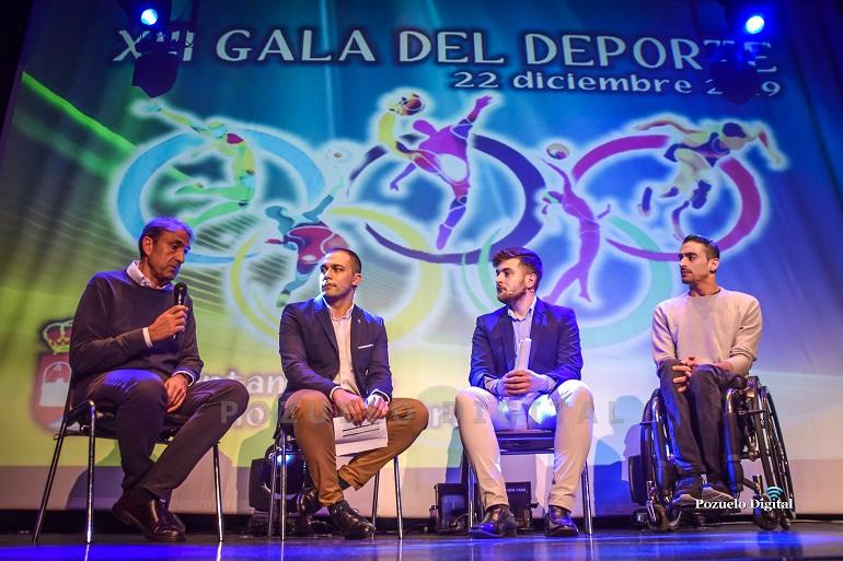 XIII Gala del Deporte 2019 Pozuelo Cva0022