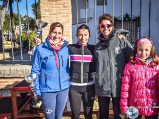 """Alberto Imedio y Gemma Arenas, primeros en la """"V Carrera de Año Nuevo"""" de Pozuelo de Calatrava"""