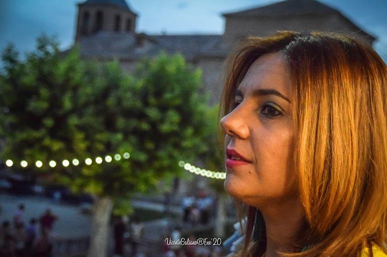 Cristina Fernandez Pardo, Pozuelo de Calatrava