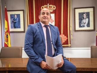 El Alcalde de Pozuelo de Calatrava, Julián Triguero, tomará posesión como diputado provincial este viernes en el pleno de la Diputación