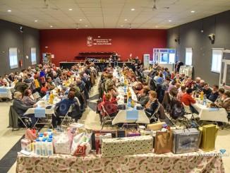 Pozuelo de Calatrava celebró la tradicional Merienda de Reyes en homenaje a sus mayores