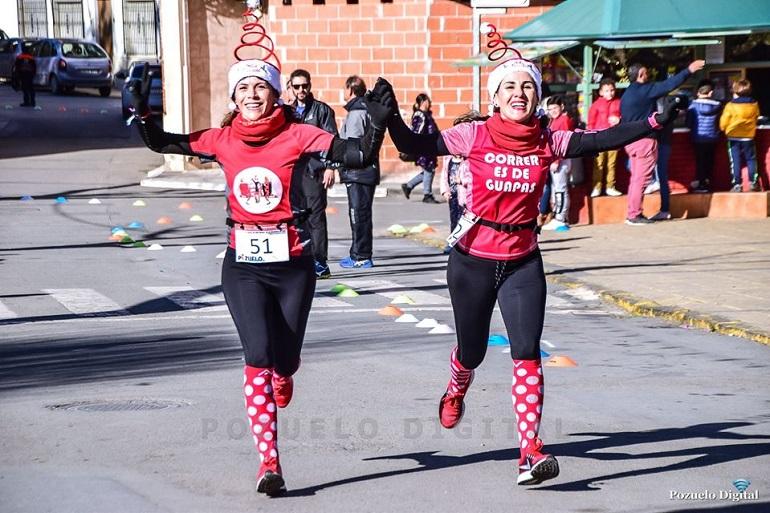 Pozuelo de Calatrava celebra este domingo la Christmas Run sobre un trazado de diez kilómetros