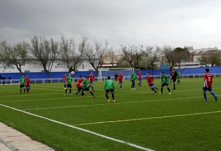 Contundente victoria del Pozuelo CF sobre el Atlético Puerta de Toledo por 4-0